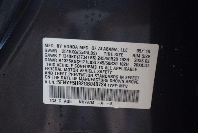 2016 Honda Pilot Touring in McKinney Texas, 75070