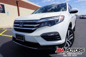 2016 Honda Pilot Touring Navi Surround Cam Rear DVD Only 27k Miles | MESA, AZ | JBA MOTORS in Mesa AZ