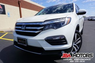 2016 Honda Pilot Touring Navi Surround Cam Rear DVD Only 27k Miles   MESA, AZ   JBA MOTORS in Mesa AZ