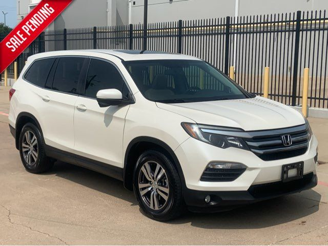 2016 Honda Pilot EX-L * DVD * Sunroof * KEYLESS * Heated Seats * TX