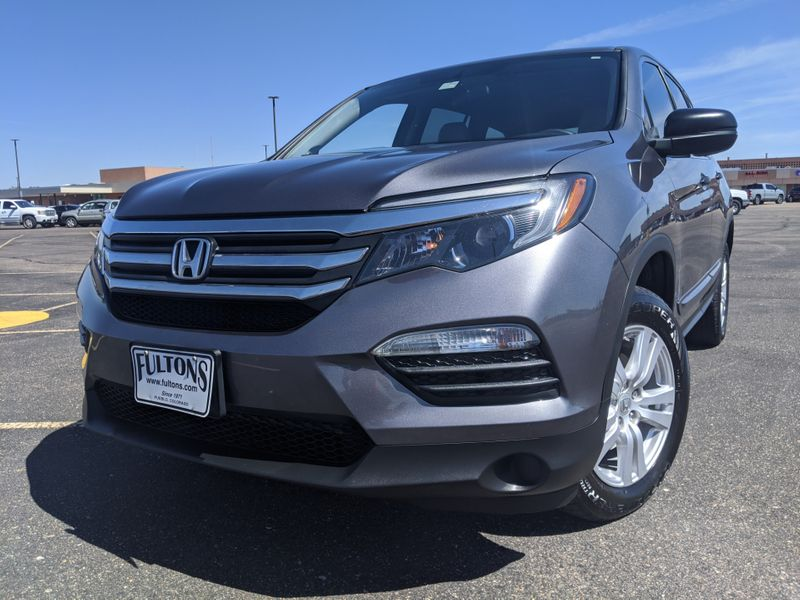 2016 Honda Pilot LX AWD  Fultons Used Cars Inc  in , Colorado