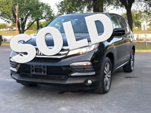 2016 Honda Pilot EX-L in San Antonio, TX 78233