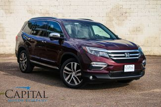 2016 Honda Pilot Touring AWD Luxury 8-Passenger SUV in Eau Claire, Wisconsin