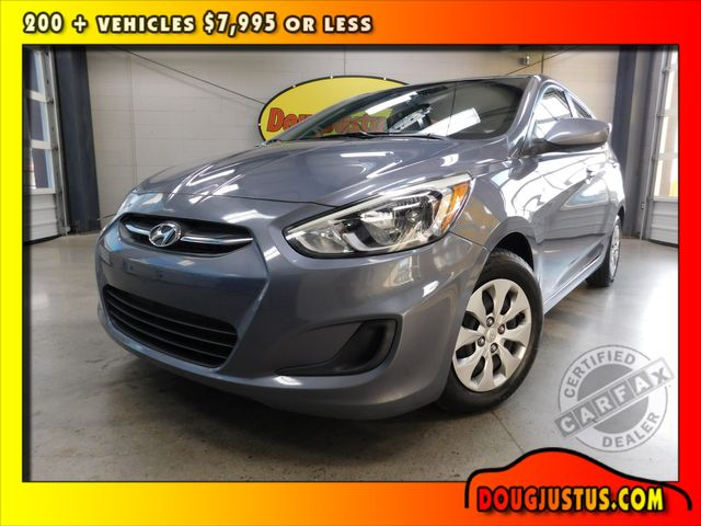 2016 Hyundai Accent 5-Door SE