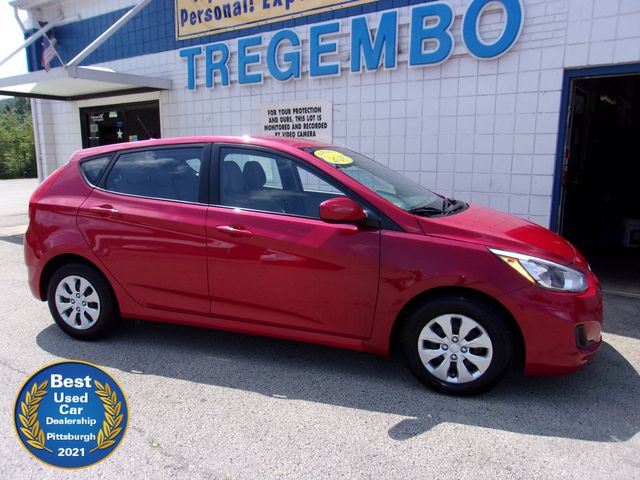 2016 Hyundai Accent 5-Door SE in Bentleyville, Pennsylvania 15314