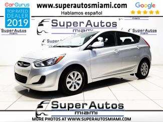 2016 Hyundai Accent 5-Door SE in Doral, FL 33166