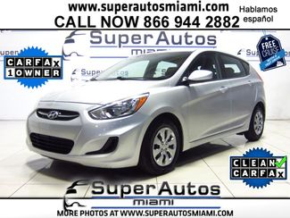 2016 Hyundai Accent 5-Door SE in Doral FL, 33166