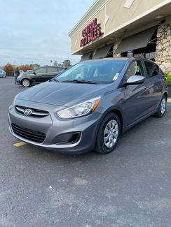 2016 Hyundai Accent 5-Door SE | Hot Springs, AR | Central Auto Sales in Hot Springs AR