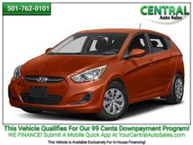 2016 Hyundai Accent 5-Door SE | Hot Springs, AR | Central Auto Sales in Hot Springs AR