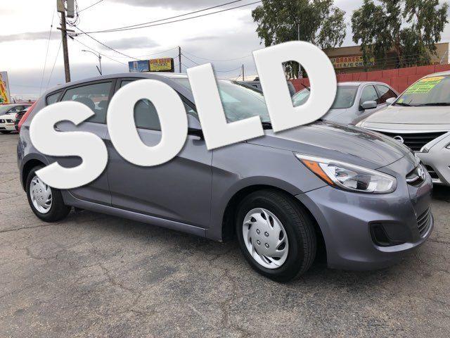 2016 Hyundai Accent 5-Door SE CAR PROS AUTO CENTER (702) 405-9905 Las Vegas, Nevada