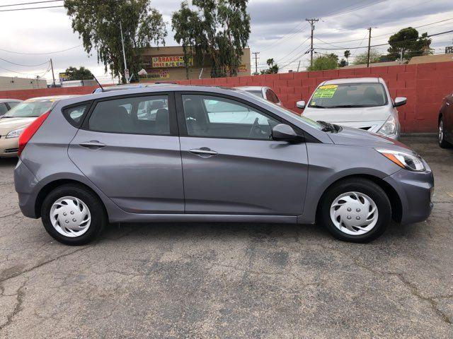 2016 Hyundai Accent 5-Door SE CAR PROS AUTO CENTER (702) 405-9905 Las Vegas, Nevada 1