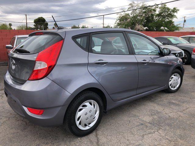 2016 Hyundai Accent 5-Door SE CAR PROS AUTO CENTER (702) 405-9905 Las Vegas, Nevada 2