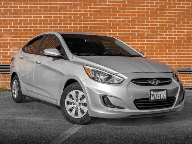 2016 Hyundai Accent SE Burbank, CA 1