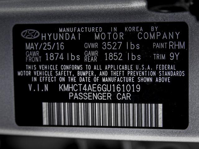 2016 Hyundai Accent SE Burbank, CA 18