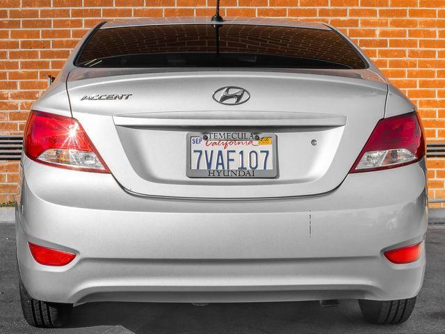 2016 Hyundai Accent SE Burbank, CA 3