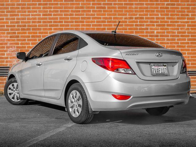 2016 Hyundai Accent SE Burbank, CA 5