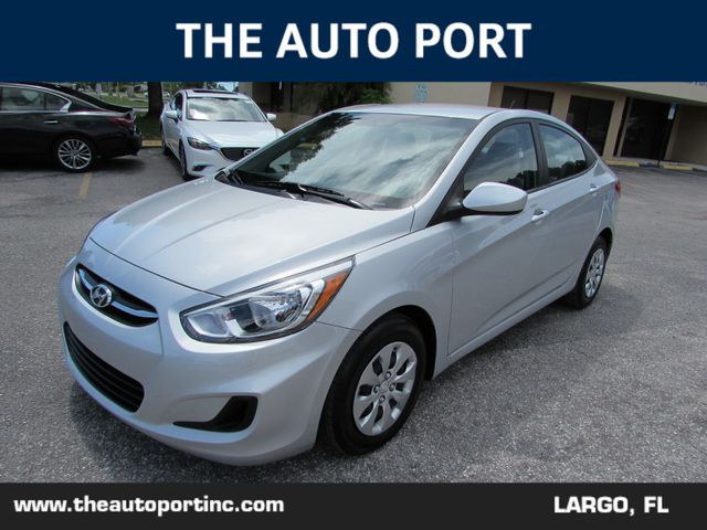 2016 Hyundai Accent SE in Clearwater Florida, 33773