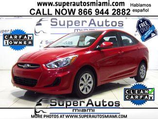 2016 Hyundai Accent SE in Doral FL, 33166