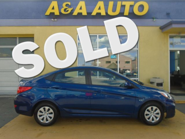 2016 Hyundai Accent SE in Englewood, CO 80110