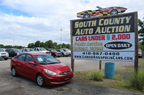 2016 Hyundai Accent SE in Harwood, MD