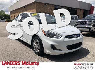 2016 Hyundai Accent SE | Huntsville, Alabama | Landers Mclarty DCJ & Subaru in  Alabama
