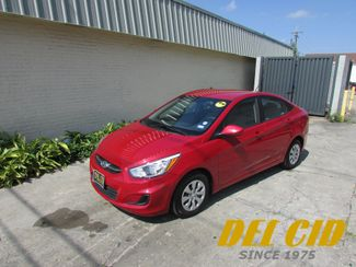2016 Hyundai Accent SE, Low Miles! Gas Saver! Clean CarFax! in New Orleans Louisiana, 70119