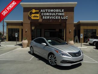 2016 Hyundai Azera Limited in Bullhead City Arizona, 86442-6452