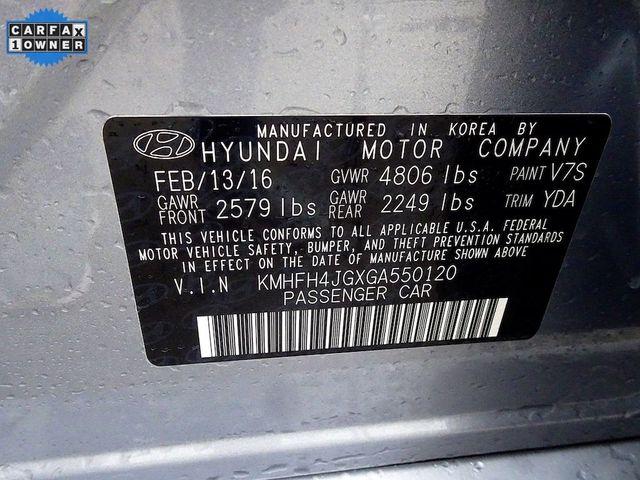 2016 Hyundai Azera Limited Madison, NC 49