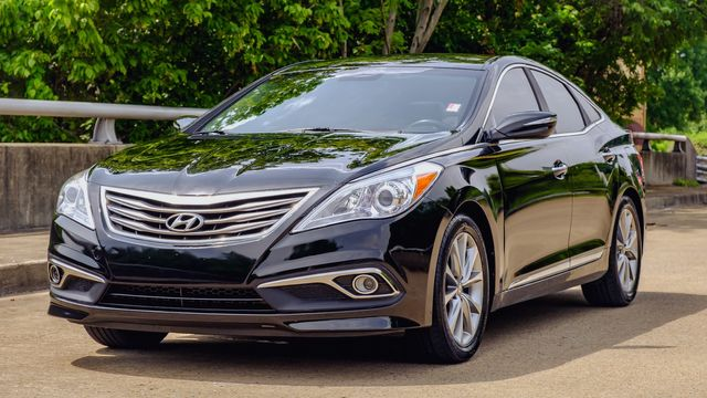2016 Hyundai Azera LEATHER NAVIGATION HEATED & COOLED LEATHER SEATS in Memphis, TN 38115