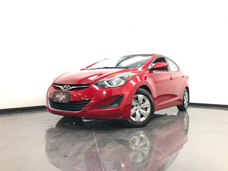 2016 Hyundai Elantra *Affordable Financing* | The Auto Cave in Addison