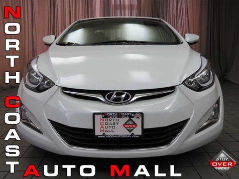 2016 Hyundai Elantra Value Edition in Akron, OH