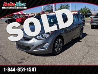 2016 Hyundai Elantra Limited in Albuquerque, New Mexico 87109