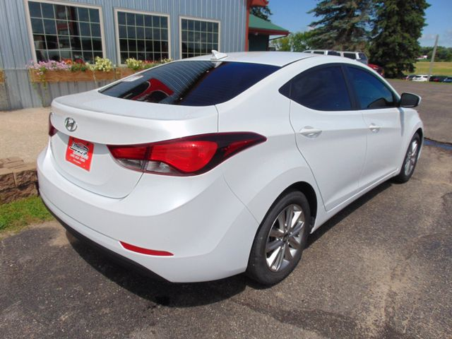 2016 Hyundai Elantra SE Alexandria, Minnesota 4