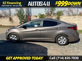 2016 Hyundai Elantra SE in Anaheim, CA 92807