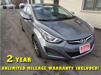 2016 Hyundai Elantra SE in Brockport NY, 14420