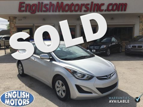 2016 Hyundai Elantra SE in Brownsville, TX