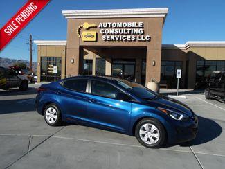 2016 Hyundai Elantra SE in Bullhead City AZ, 86442-6452