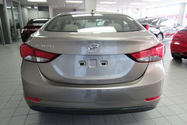 2016 Hyundai Elantra SE Chicago, Illinois 4