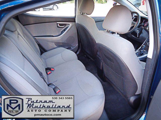 2016 Hyundai Elantra SE Chico, CA 10