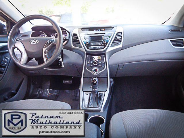 2016 Hyundai Elantra SE Chico, CA 11