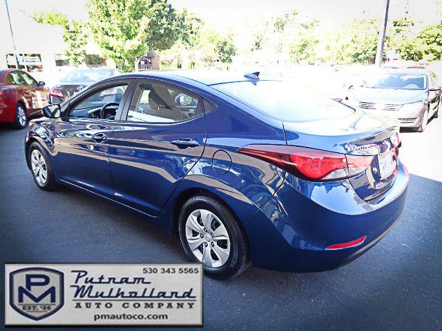 2016 Hyundai Elantra SE Chico, CA 4