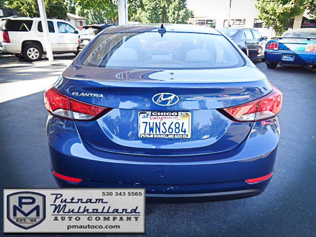2016 Hyundai Elantra SE Chico, CA 5