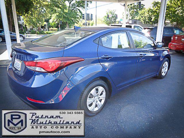 2016 Hyundai Elantra SE Chico, CA 6