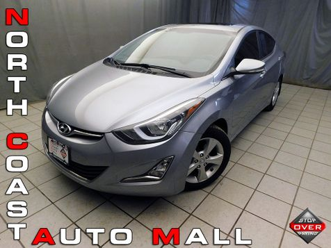 2016 Hyundai Elantra Value Edition in Cleveland, Ohio