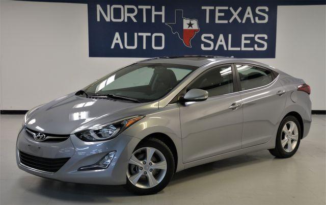 2016 Hyundai Elantra Value Edition 1 OWNER ROOF in Dallas, TX 75247