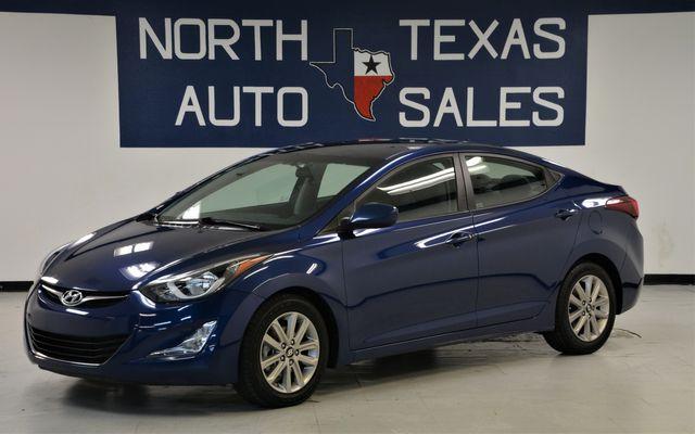 2016 Hyundai Elantra SE 1 Owner in Dallas, TX 75247
