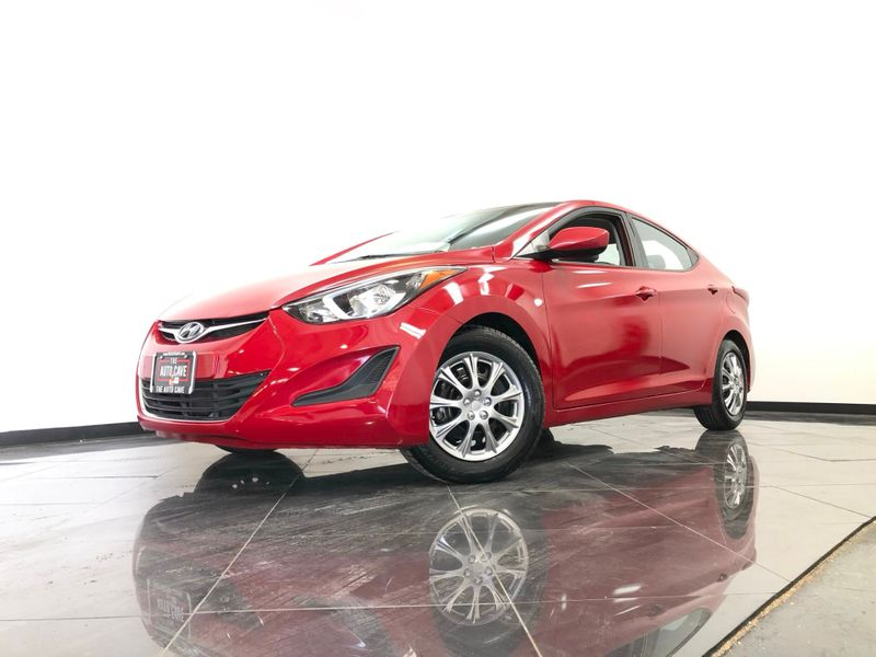 2016 Hyundai Elantra *Get Approved NOW* | The Auto Cave in Dallas