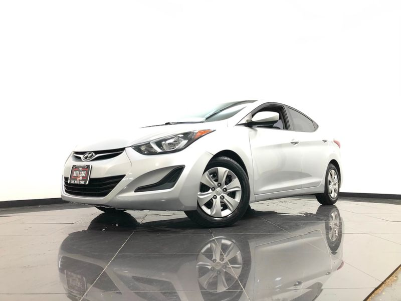 2016 Hyundai Elantra *Approved Monthly Payments* | The Auto Cave