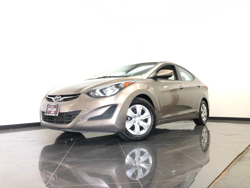 2016 Hyundai Elantra *Affordable Financing* | The Auto Cave in Dallas