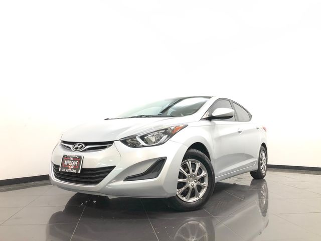 2016 Hyundai Elantra *Get APPROVED In Minutes!* | The Auto Cave in Dallas